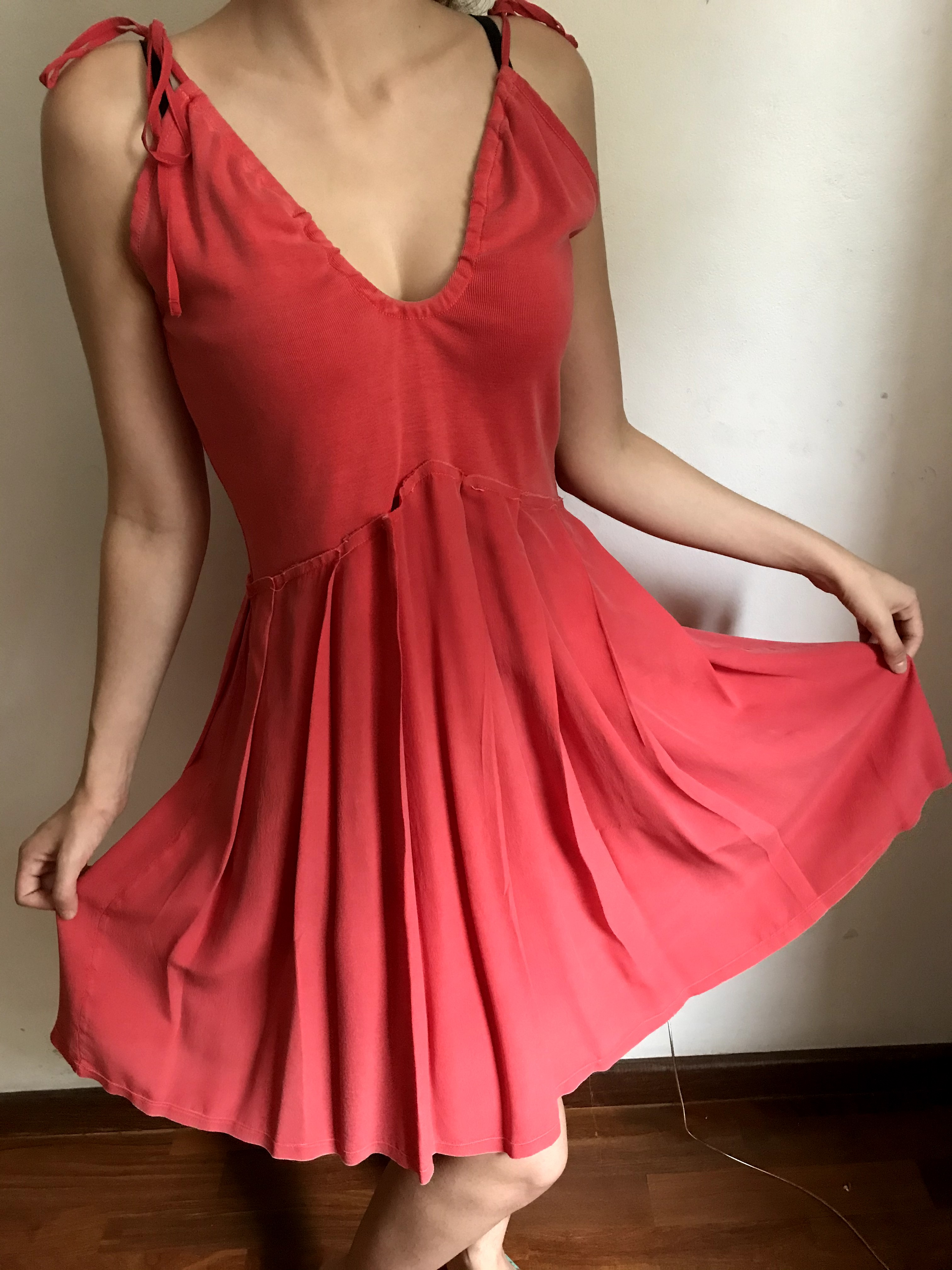 Vestido Calvin Klein - Tam P