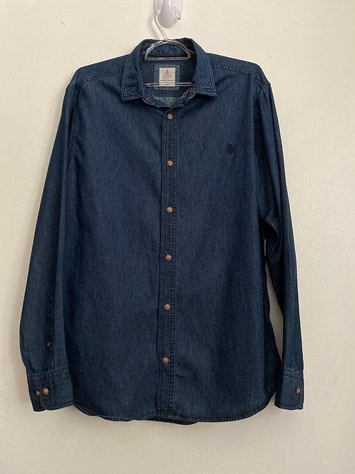 Camisa Jeans RENNER - Tam. Médio - Nova!