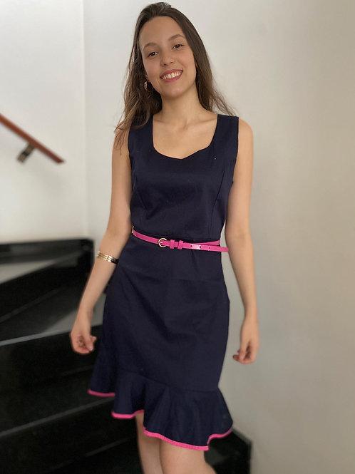 Vestido MONTEAU - Tam 40