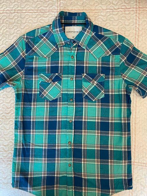 camisa aeropostale - Tam. P