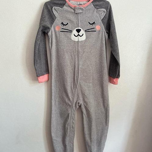 Pijama fleece - CARTERS 5 anos
