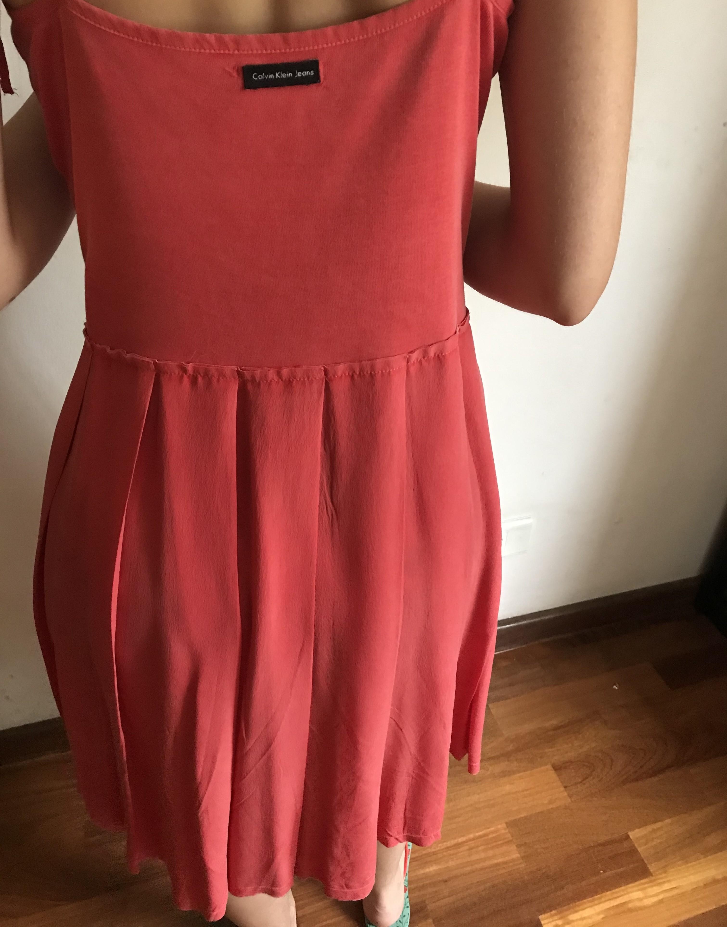 Thumbnail: Vestido Calvin Klein - Tam P