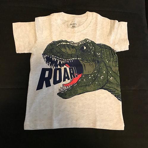 Camiseta Carter´s  - 18 meses - novo!