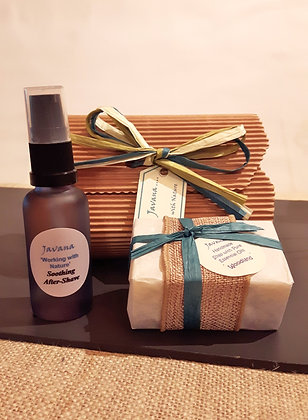 After Shave Oil & Soap