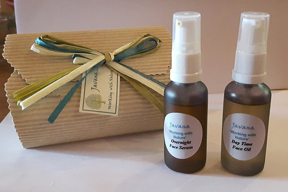 Javana Face Oils -Gift Box