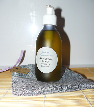 Javana After Shower Oil- 200ml