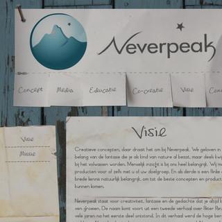 Branding - Neverpeak
