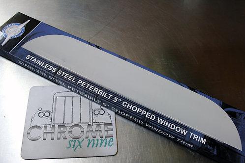 Peterbilt Window Chops