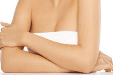 Epilation bras