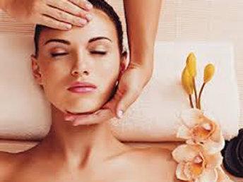 "Soin massage du visage rituel suprême de jeunesse ""ki bi do"""