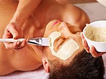 """Soin massage du visage perfecteur de peau """"rituel fleurs et fruits de Bali"""""""
