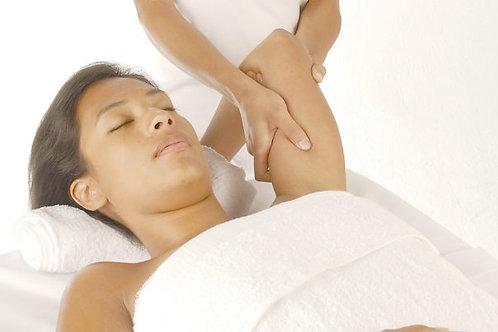 Massage corps bioénergétique détoxifiant