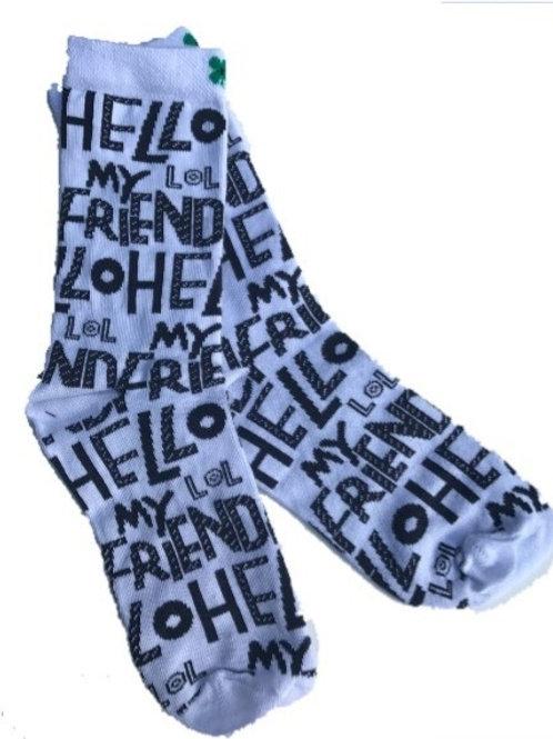 Hello sokken