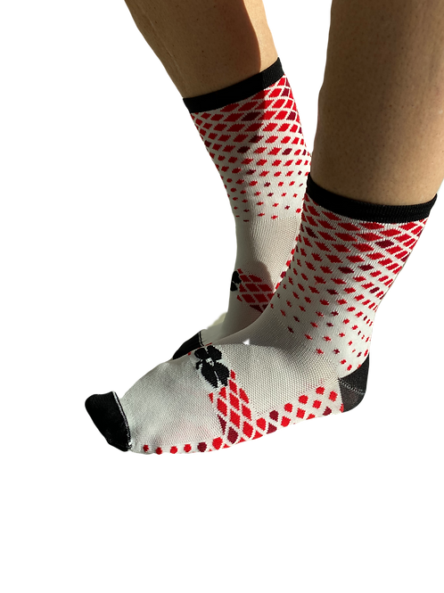 Stuart cycling socks