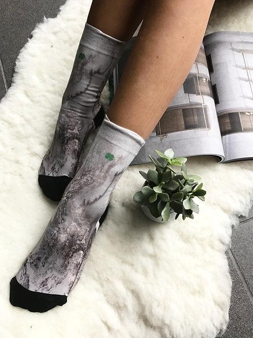 Marble sokken