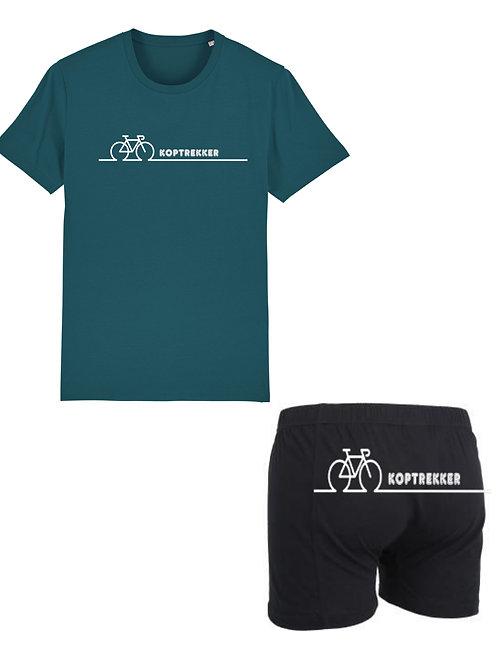 Set boxer + t-shirt