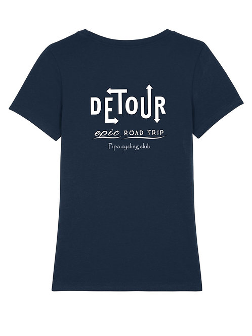 De Tour women t-shirt