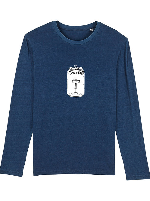 Coureur authentic Belgian longsleeve mannen