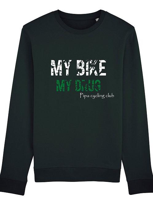 My bike, my drug sweater kids