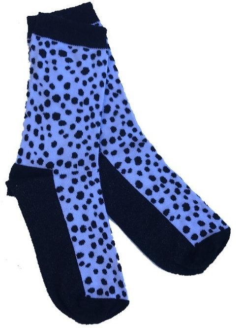 Black & white sokken
