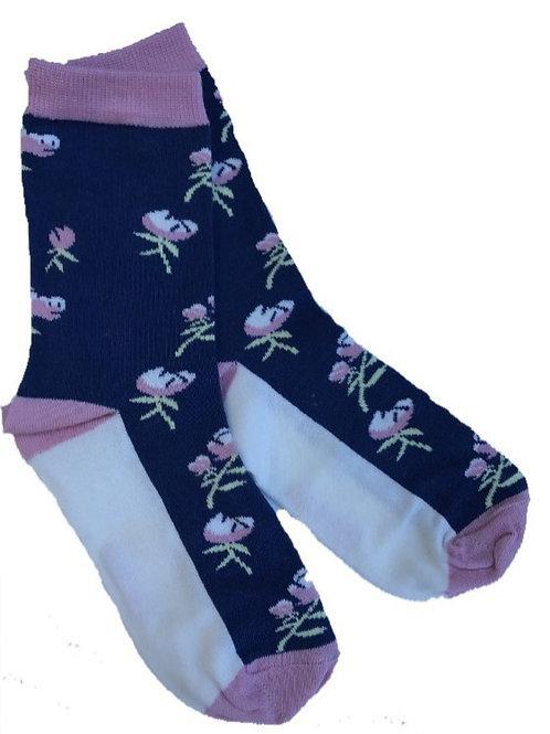 Roosjes sokken