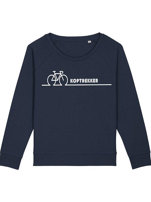KOPTREKKER sweater dames