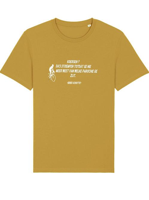 t-shirt Briek Schotte