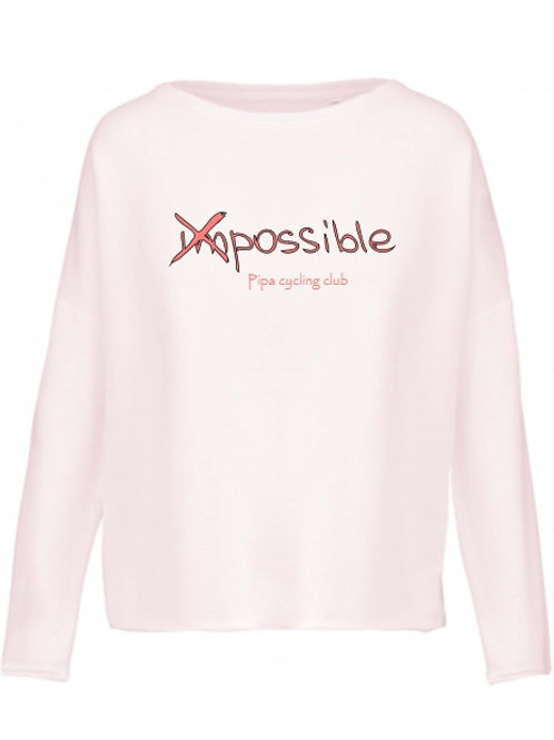 Impossible  possible sweater women
