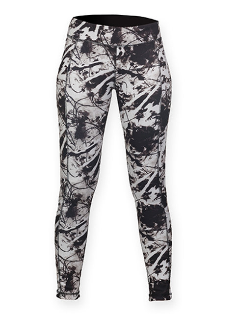 Reverseble workout tights