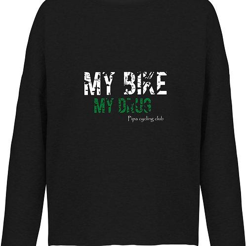 My bike, my drug sweater women