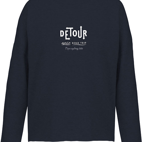 """De Tour"" women sweater"