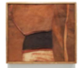 Nuvolo_Senza Titolo, 1960_Pelle di daino