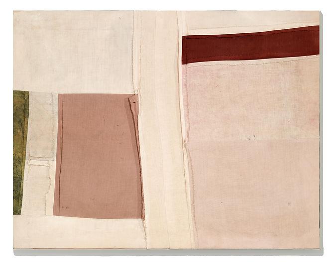 Nuvolo_Senza Titolo_1959_ tessuti cuciti