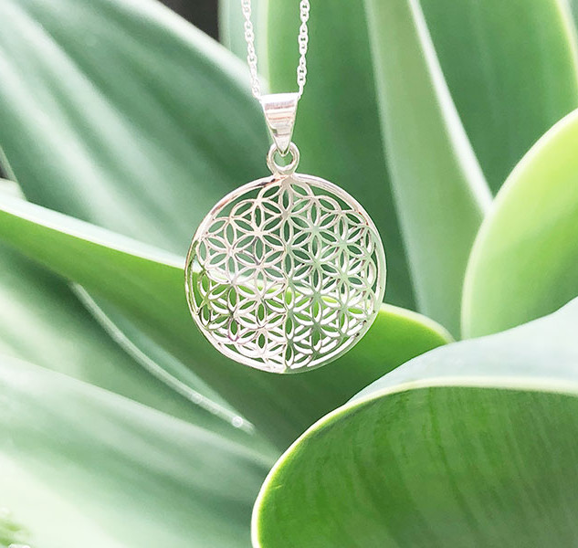 Flower of Life Pendant Top