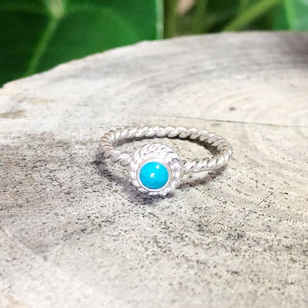 Chakra Twist Ring