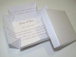 Convite 42 interior