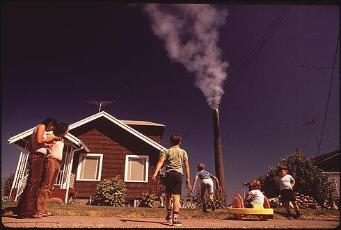 NARA Docummerica Smoke Stack