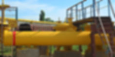 Пример антикоррозийной защиты металлоконструкций, труб, баков, резервуаров