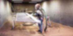 Пескоструйная очистка металлоконструкций, бетона, дисков, автомобилей, днища