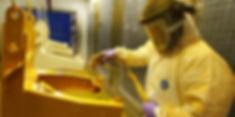 Процесс нанесения лакокрасочных материалов (ЛКМ)