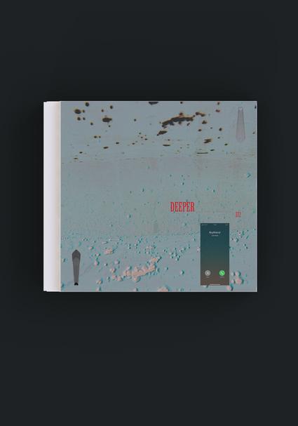 Cover design : Deeper