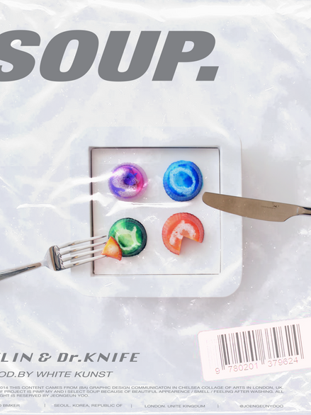 Cover design : SOUP