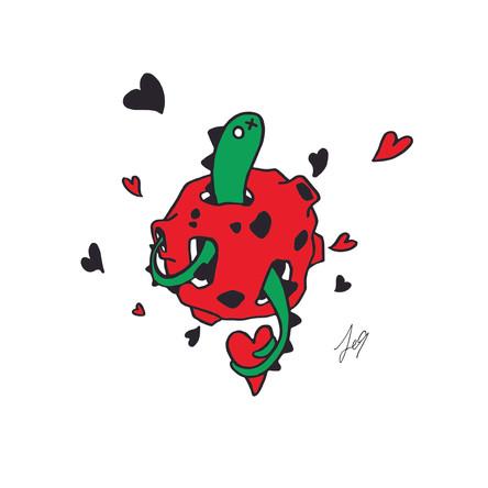 OXU Planet series : LOVE Love love