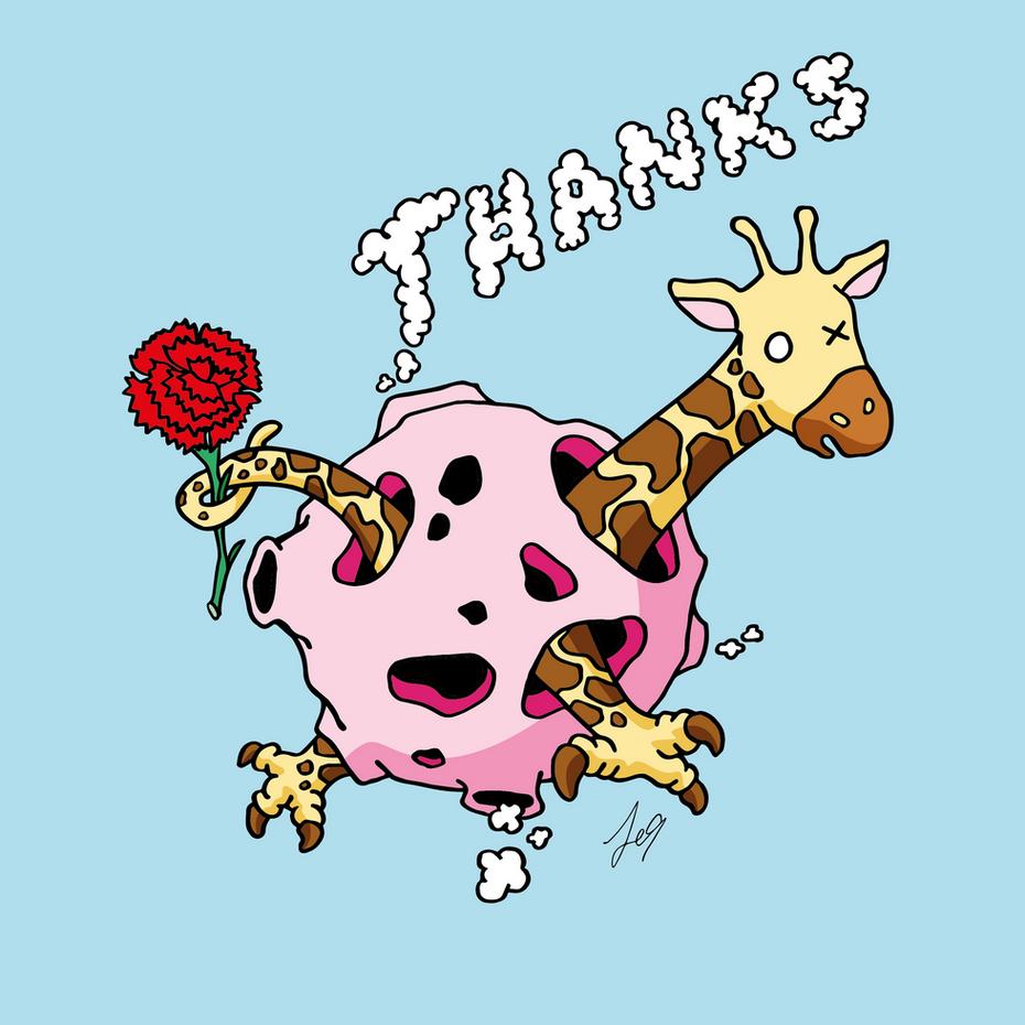 OXU Planet series : Thanks vol 1 (Day)