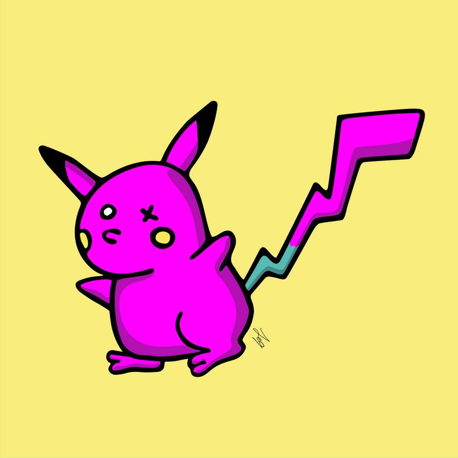 OX : Pinkichu