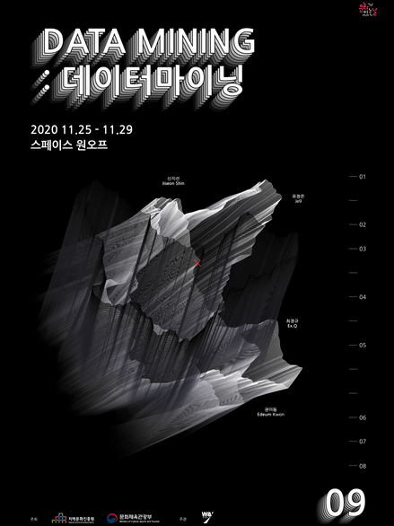 Poster design : DATA MINING