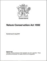 Nature Conservation Act 1992.JPG