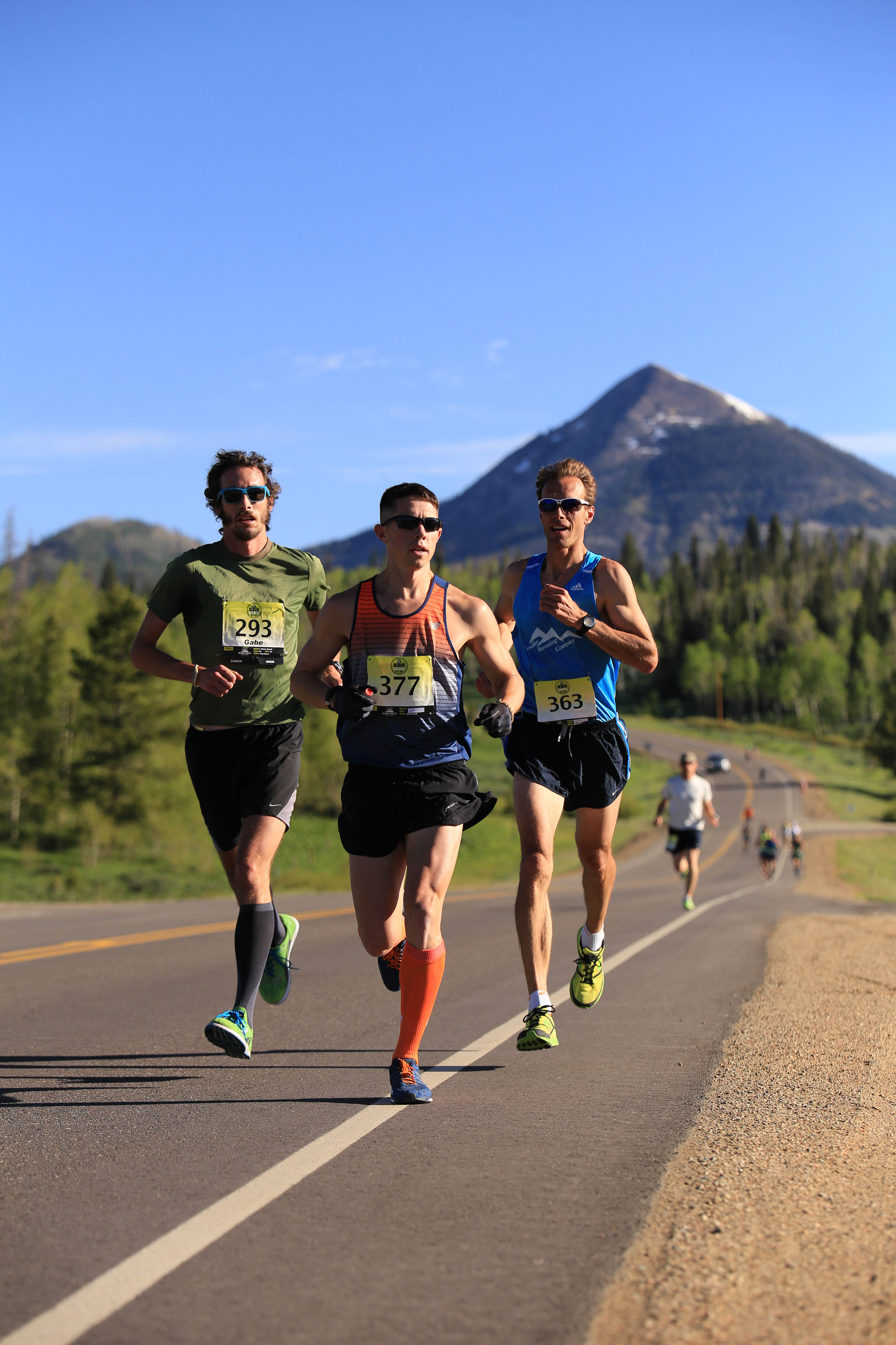 Steamboat Springs Marathon
