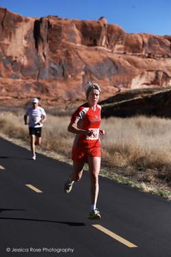 Moab Half Marathon - Moab, UT