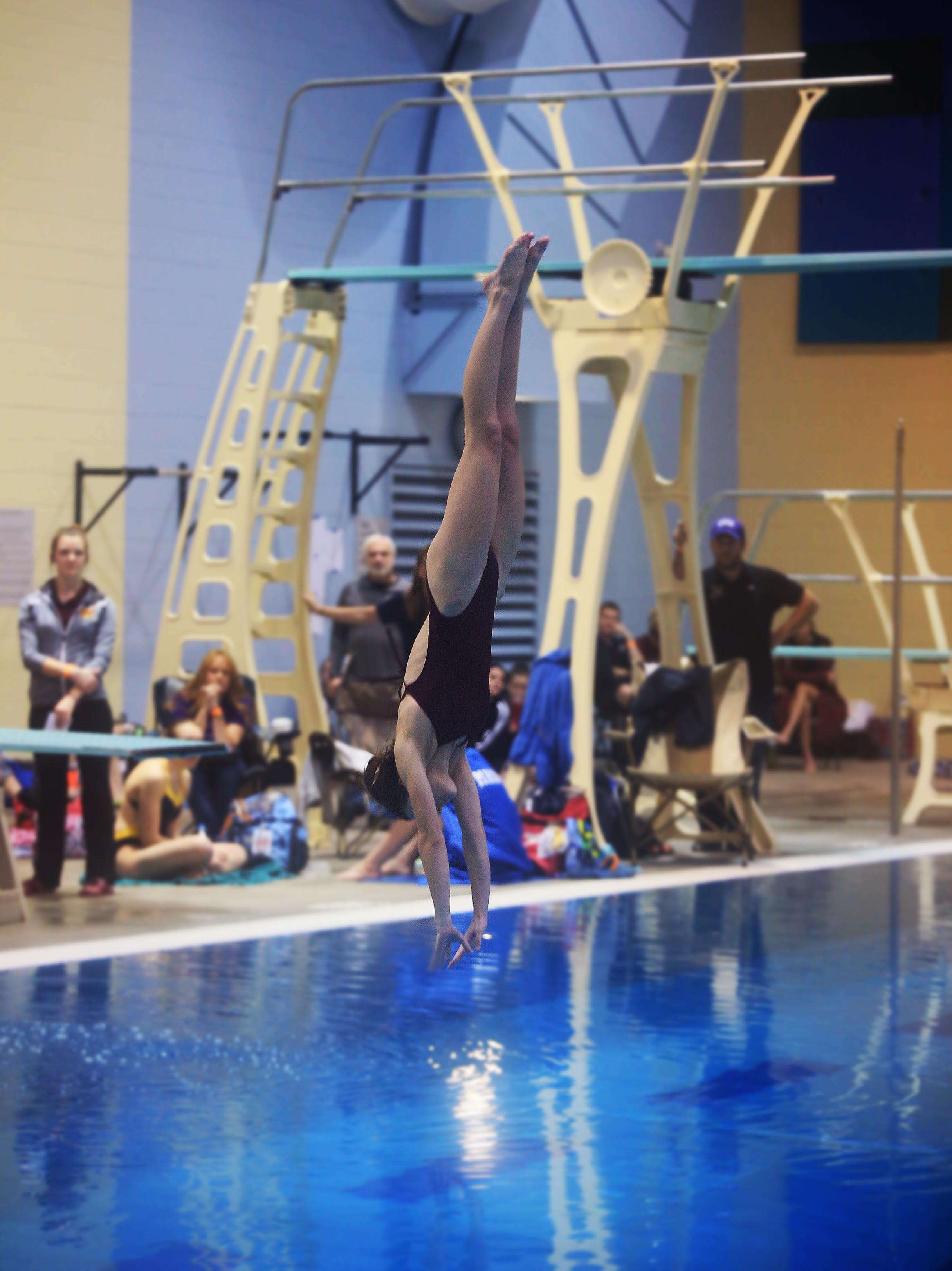 CHSAA Swim & Dive State Championship